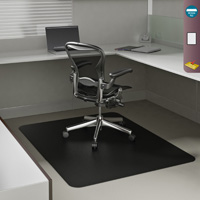 black chair mat